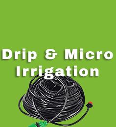 Drip & Micro Irrigation