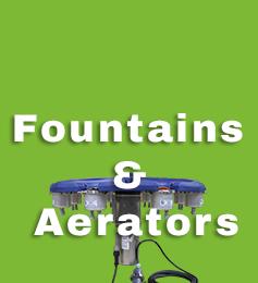 Fountains & Aerators