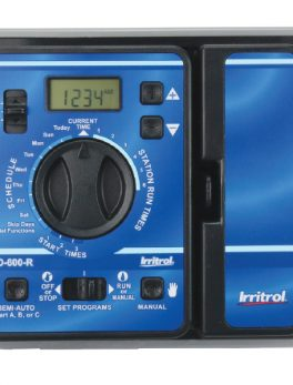 Irritrol Controller Rain Dial-R Outdoor 9 Station