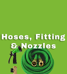 Hoses, Fittings & Nozzles